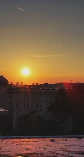 The Last Sunset Of May, 2015